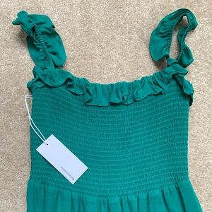 Brand New Reformation Sun Dress. Never been worn!